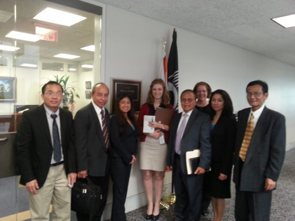 photo-advocacy-trip-to-dc-april-8-9-2013-with-council-of-indigenous-peoples